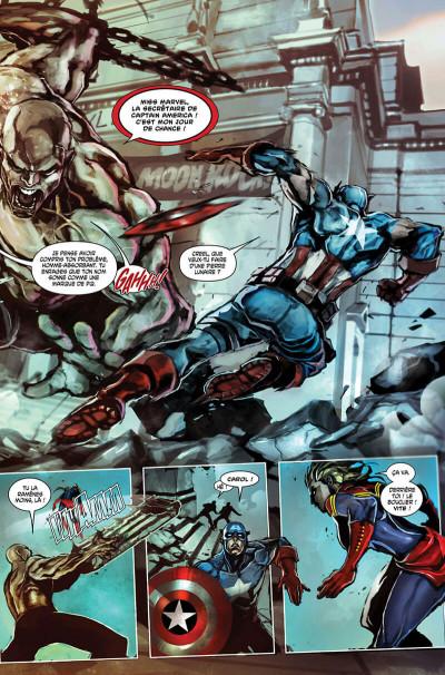 Page 7 Captain Marvel - Et nous serons des étoiles