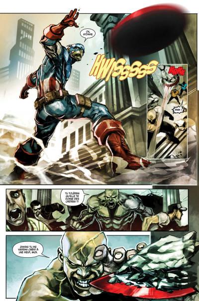 Page 8 Captain Marvel - Et nous serons des étoiles