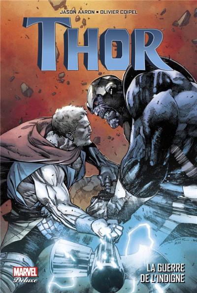 Couverture Thor - La guerre de l'indigne