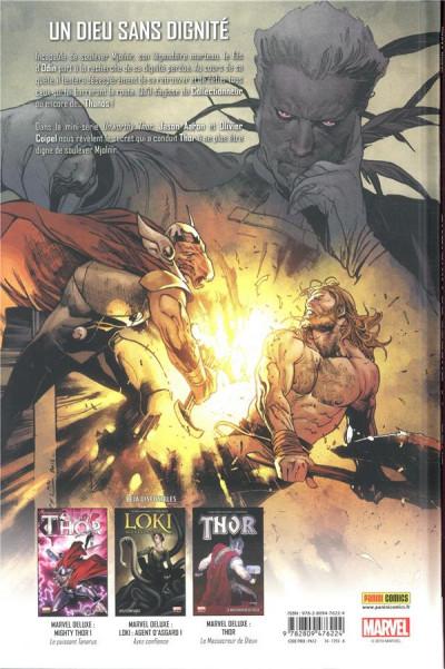 Dos Thor - La guerre de l'indigne