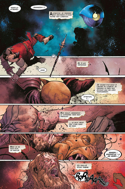 Page 7 Thor - La guerre de l'indigne