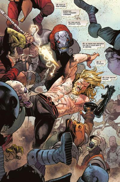 Page 8 Thor - La guerre de l'indigne