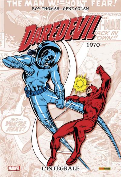 Couverture Daredevil - intégrale tome 6