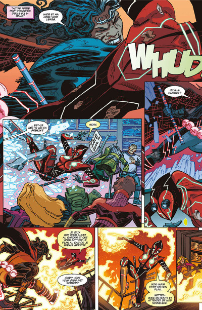 Page 8 All-new Deadpool tome 5