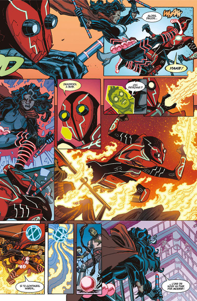Page 9 All-new Deadpool tome 5