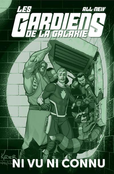 Page 1 All-new les gardiens de la galaxie tome 1