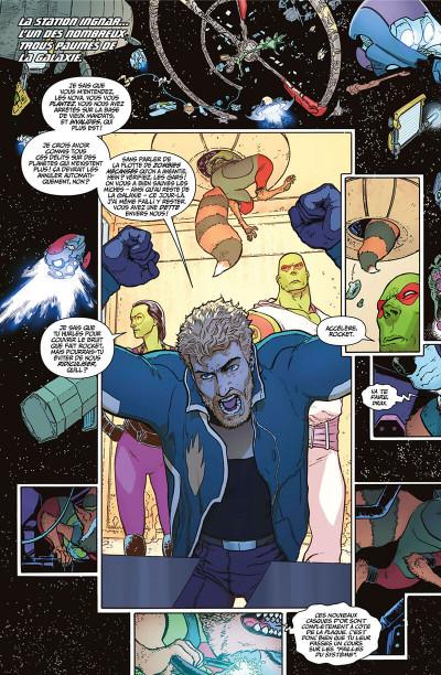 Page 5 All-new les gardiens de la galaxie tome 1