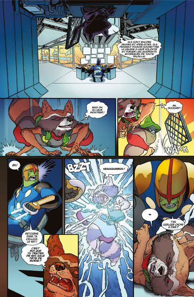 Page 6 All-new les gardiens de la galaxie tome 1