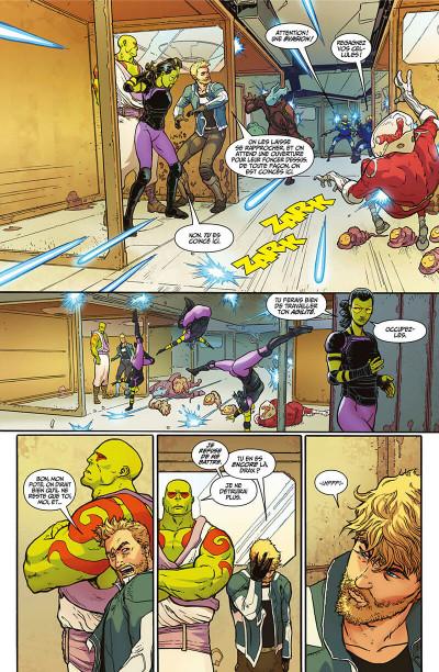 Page 8 All-new les gardiens de la galaxie tome 1