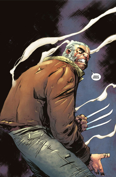 Page 7 Old man Logan all-new all-different tome 5