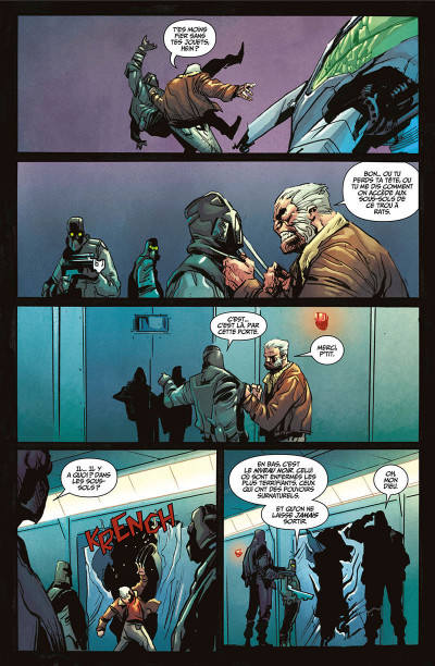 Page 9 Old man Logan all-new all-different tome 5