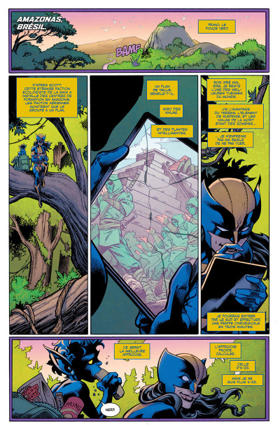 Page 8 All-new X-men tome 3