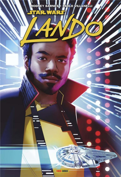 Couverture Lando - Quitte ou double