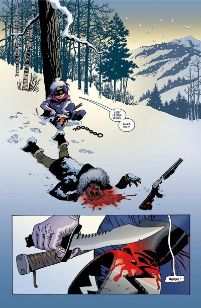 Page 6 Hit Girl tome 2 - Hit Girl au Canada