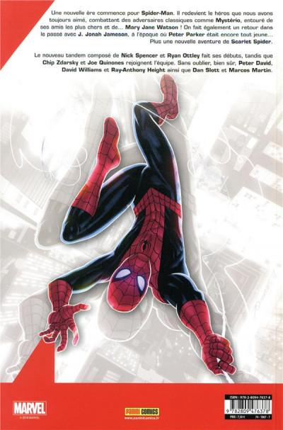 Dos Spider-man (fresh start) tome 1