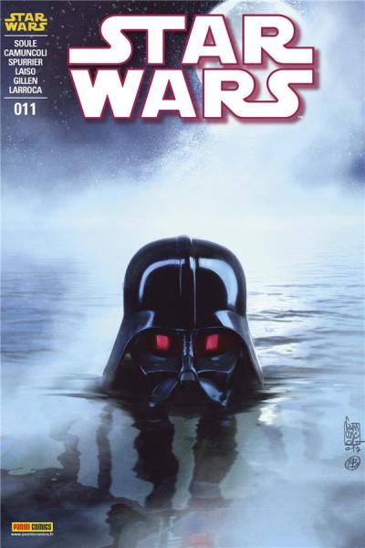 Couverture Star wars - fascicule série 2 tome 11 (couverture 1/2)