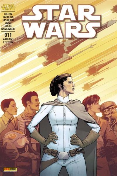 Couverture Star wars - fascicule série 2 tome 11 (couverture 2/2)