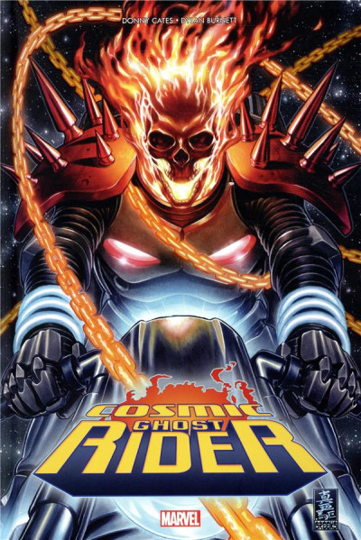 Couverture Cosmic Ghost Rider