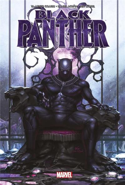 Couverture La panthère noire tome 1