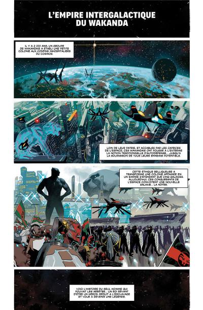 Page 5 La panthère noire tome 1