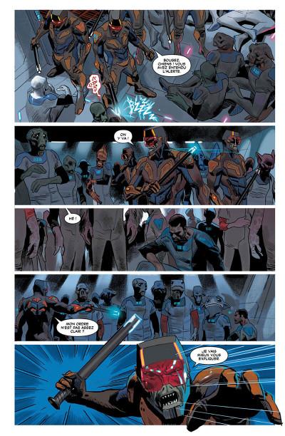 Page 8 La panthère noire tome 1