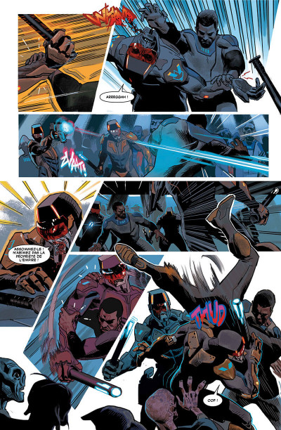 Page 9 La panthère noire tome 1