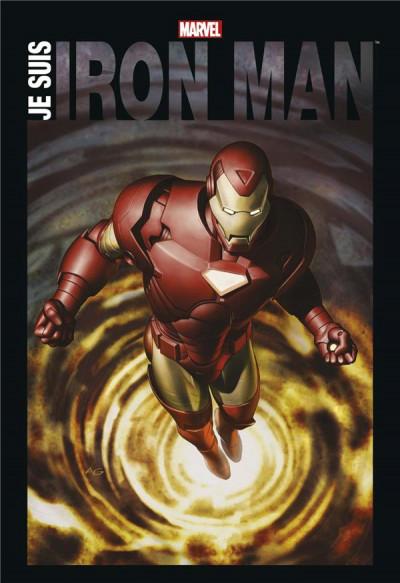 Couverture Je suis Iron Man