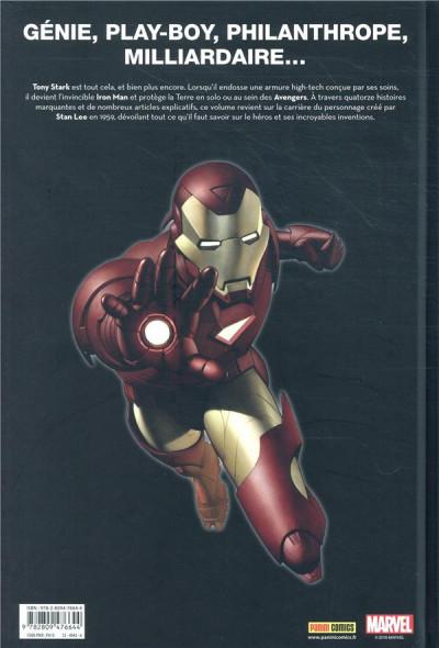 Dos Je suis Iron Man