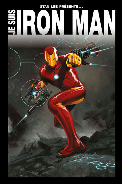 Page 1 Je suis Iron Man
