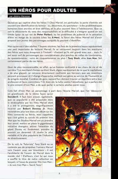 Page 3 Je suis Iron Man