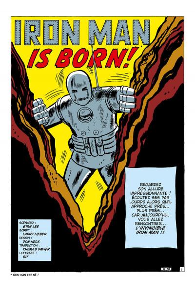 Page 7 Je suis Iron Man