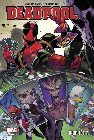 Couverture Deadpool - Trop tôt ?