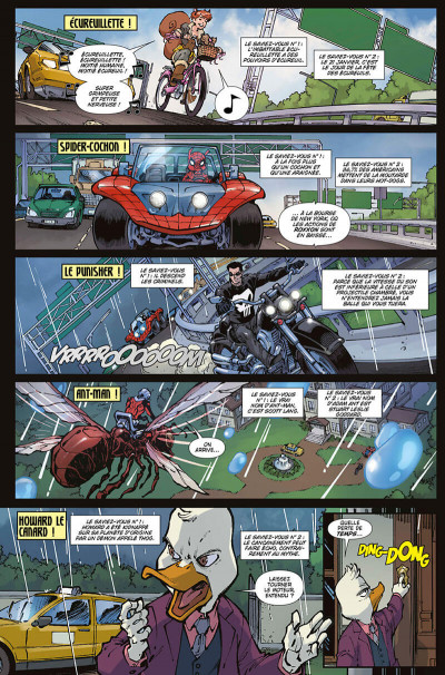 Page 7 Deadpool - Trop tôt ?