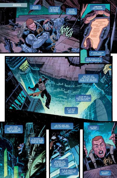Page 7 Secret Avengers par Rick Remender tome 2