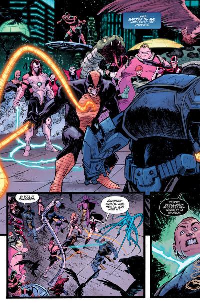 Page 8 Secret Avengers par Rick Remender tome 2