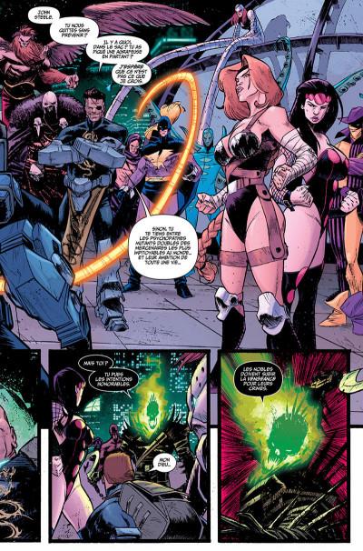 Page 9 Secret Avengers par Rick Remender tome 2