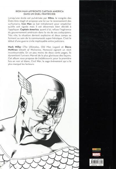 Dos Civil War - édition noir et blanc