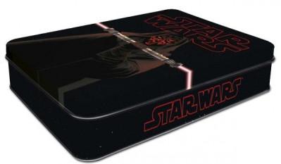 Couverture Star Wars - coffret métal - Dark Maul et Chewbacca