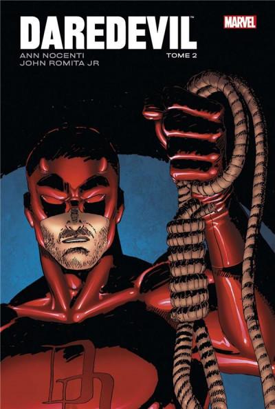 Couverture Daredevil par Nocenti et Romita Jr tome 2