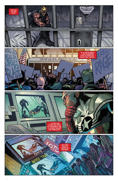 Page 6 Captain America - Sam Wilson tome 4