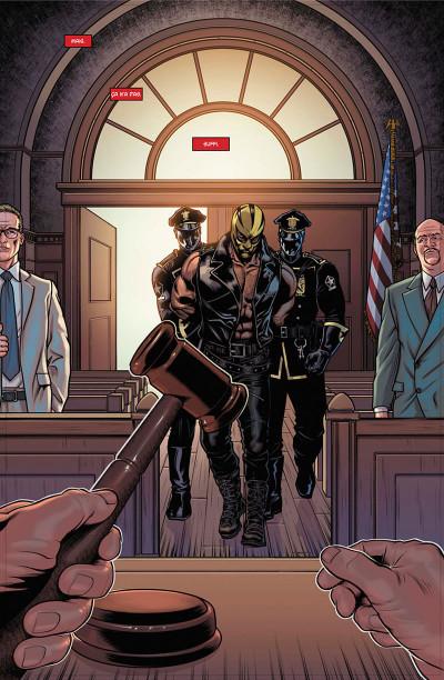 Page 7 Captain America - Sam Wilson tome 4