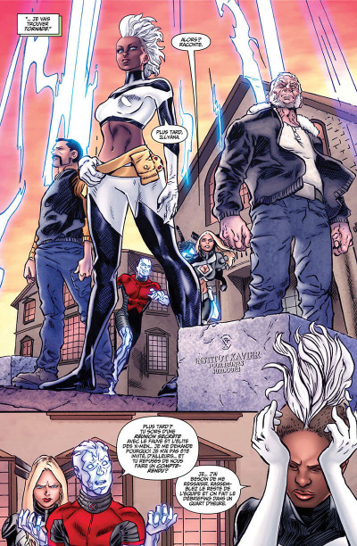 Page 7 Extraordinary X-Men tome 4