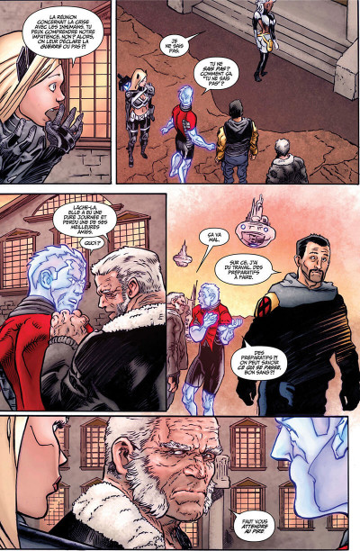 Page 8 Extraordinary X-Men tome 4