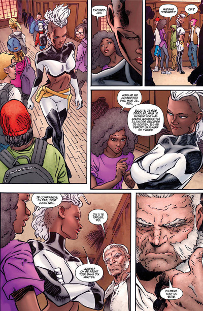 Page 9 Extraordinary X-Men tome 4