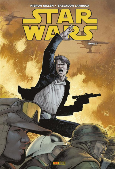 Couverture Star Wars tome 7