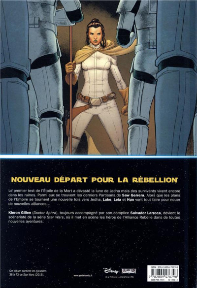 Dos Star Wars tome 7