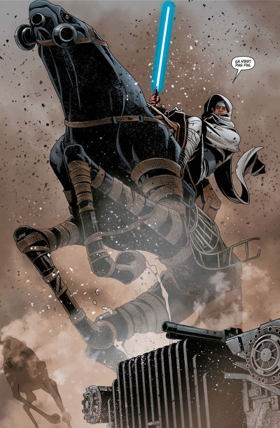 Page 8 Star Wars tome 7