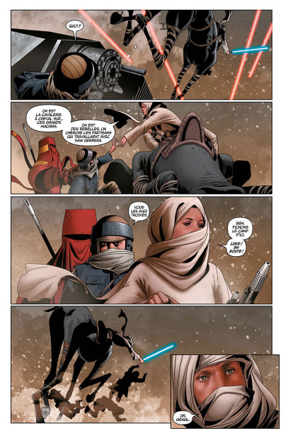 Page 9 Star Wars tome 7