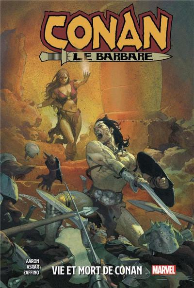 Couverture Conan le barbare tome 1
