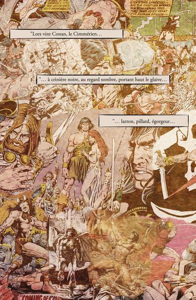 Page 6 Conan le barbare tome 1